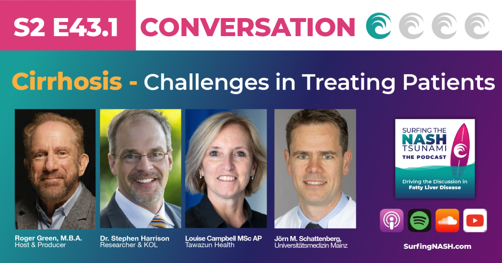 S2-E43.1 - Cirrhosis - Challenges in Treating Patients
