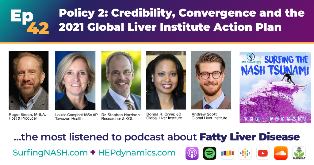 Policy 2: Credibility, Convergence and the 2021 Global Liver Institute Action Plan