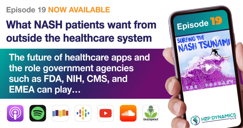 What NASH patients want from outside the healthcare system