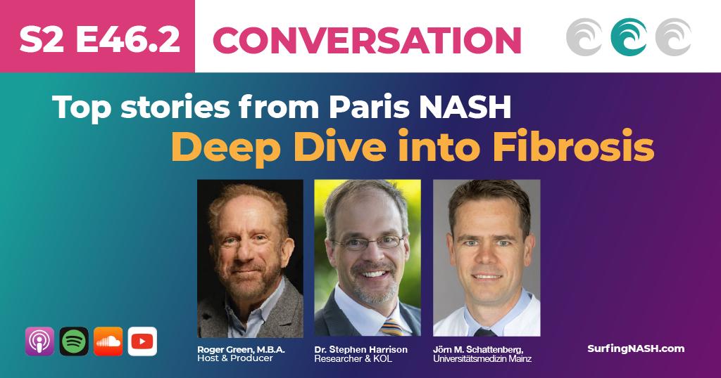 Top Stories From Paris NASH: Deep Dive into Fibrosis