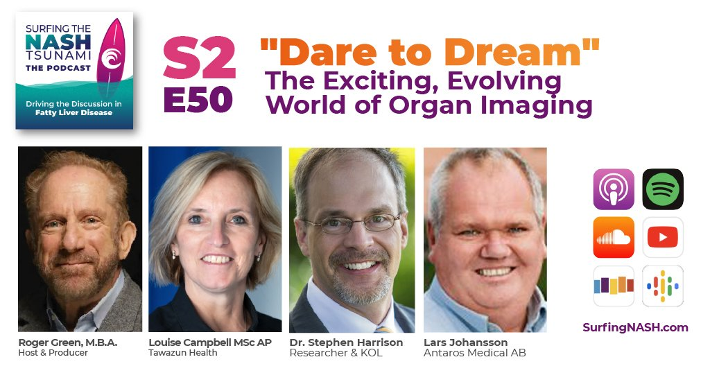 """S2-E50 - """"Dare to Dream"""" - the Exciting, Evolving World of Organ Imaging"""
