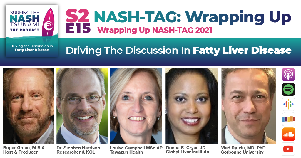 S2-E15 — Wrapping Up NASH-TAG 2021