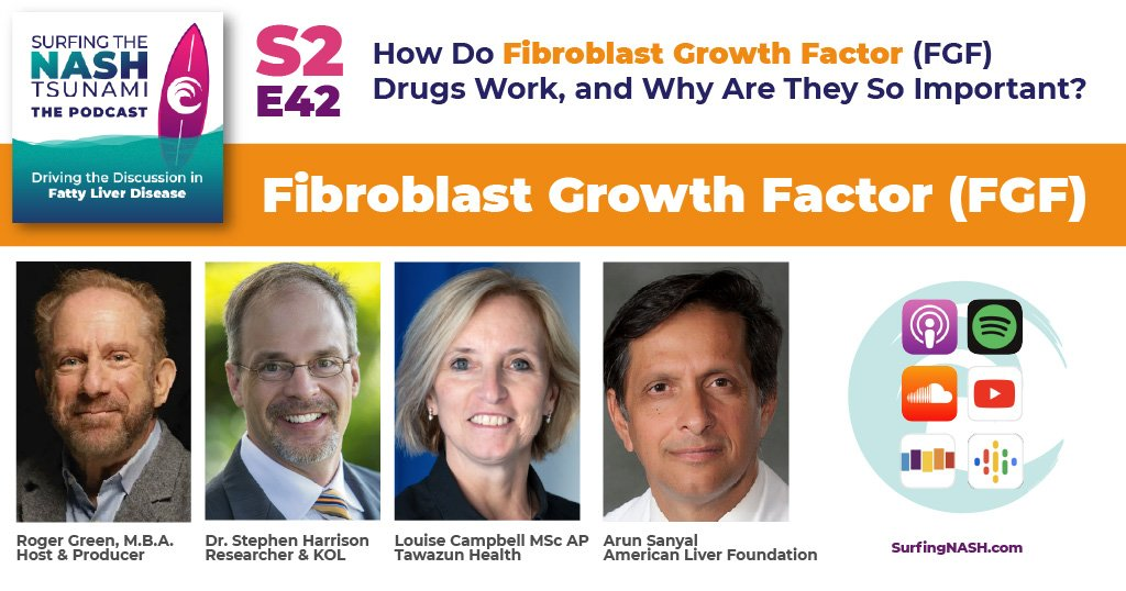 S2-E42 - How Do Fibroblast Growth Factor (FGF) Drugs Work and Why Are They So Important?
