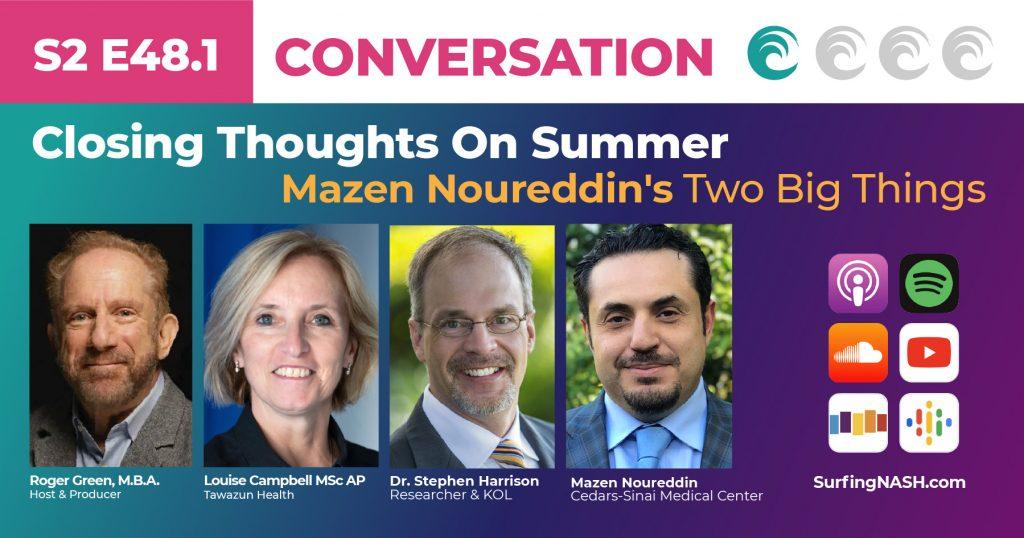 Mazen Noureddin's Two Big Things