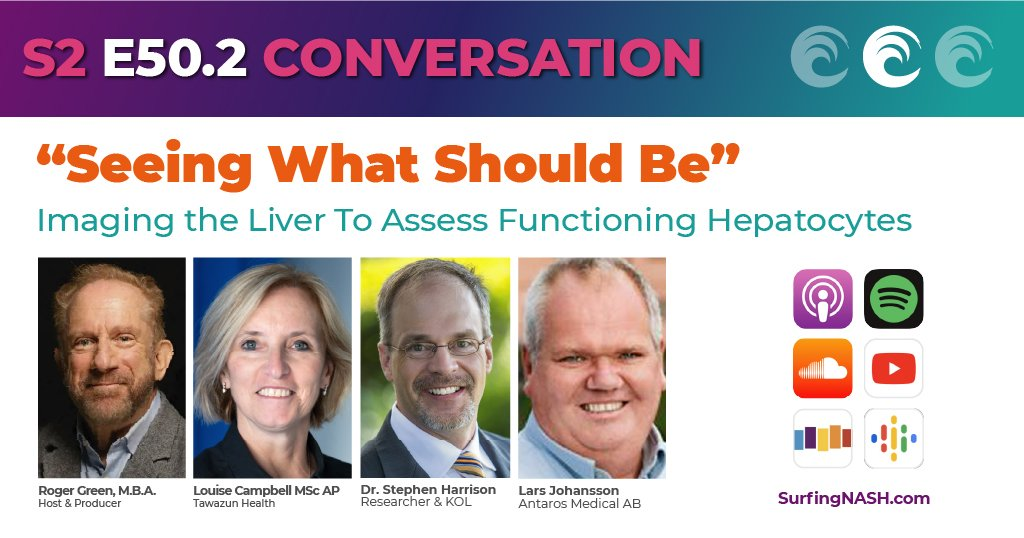 """S2-E50.2 - """"Seeing what Should Be"""" - Imaging the Liver To Assess Functioning Hepatocytes"""
