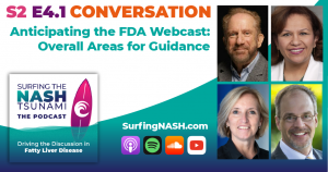 Anticipating the FDA Webcast: Overall Areas for Guidance