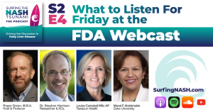 Season 2 - Episode 4 - What to Listen For Friday at the FDA Webcast