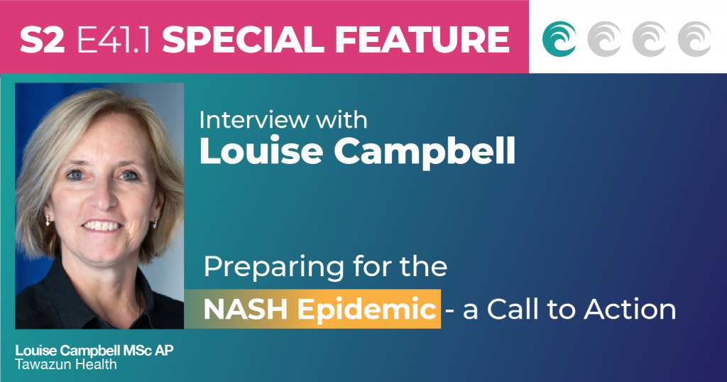 S2-E41.1 - SPECIAL FEATURE: Interview with Louise Campbell